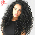 200Density 10A Lace Front Wig Brazilian Natural Loose Curly Full Lace Human Hair Wigs Human Hair Lace Front Wigs For Black Women
