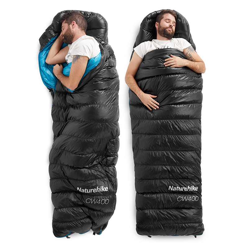 naturehike cw400 inverno quente sacos de dormir 02