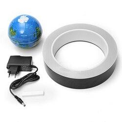 MIRUI 4 дюйма магнитная левитация Плавающий глобус Карта мира светодиодные лампы подарок детям география Обучающие игрушки школа