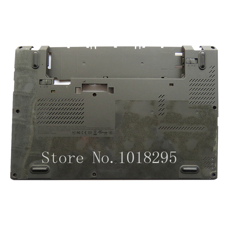 NEW case For IBM Lenovo ThinkPad X240 X250 Laptop Palmrest COVER/ Laptop Bottom Base Case Cove