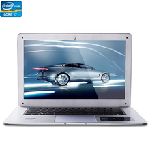 Intel Core i7 CPU 14inch 8GB RAM+64GB SSD+500GB HDD 1920X1080P FHD Resolution Windows 7/10 System Laptop Notebook Computer