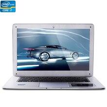 Intel Core i7 CPU 14inch 8GB RAM+64GB SSD+500GB HDD 1920X1080P FHD Resolution Windows 7/10 System Laptop Notebook Computer
