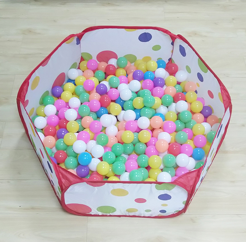 Play <font><b>Pool</b></font> <font><b>Baby</b></font> Playpen Easy And Cheap Ocean Ball <font><b>Pool</b></font> Game Toddler Ball Pit In A Pack And Play 1m 1.2m 1.5m 3 Sizes image