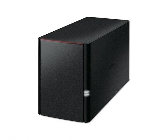 Buffalo LinkStation 220, HDD, HDD, Seri ATA II, 2.5/3.5 , 8 TB, 0, 1, JBODBuffalo LinkStation 220, HDD, HDD, Seri ATA II, 2.5/3.5 , 8 TB, 0, 1, JBOD