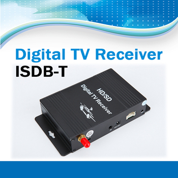 ISDB-T Receiver Digital TV Receiver, Set Top Box for South America