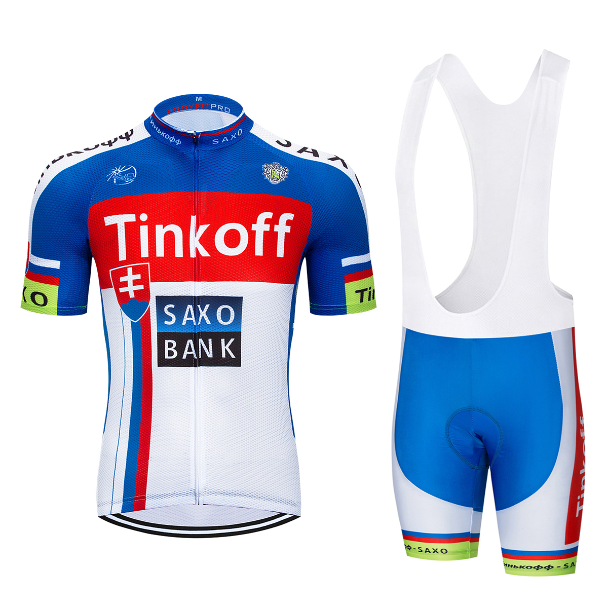 2020 TEAM tinkoff Cycling Clothing Bike jersey Ropa Ciclismo Mens Bicycle summer shirts pro Cycling Jerseys 9D pad bike shorts|Cycling Sets| |  - title=