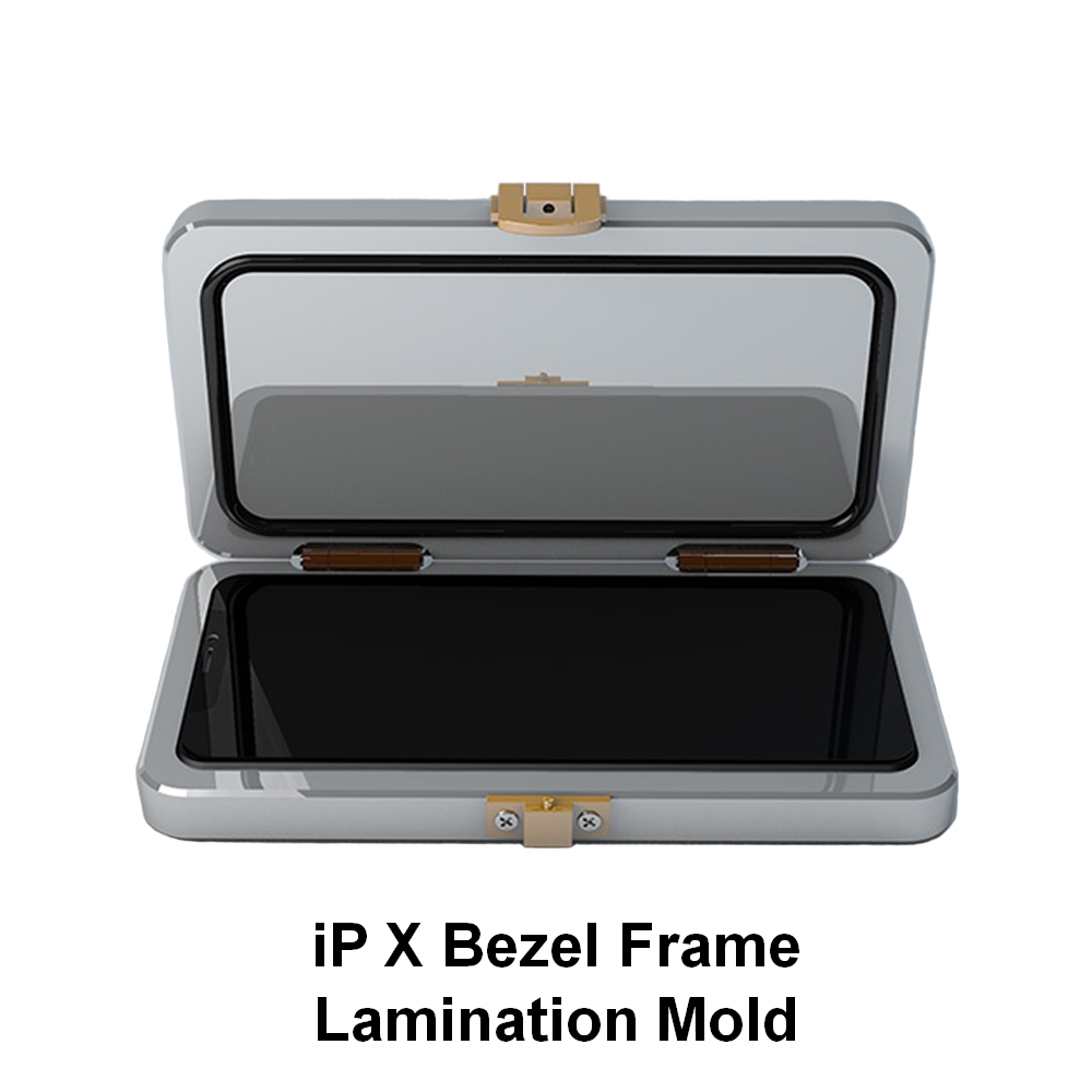 iphone x bezel frame lamiantion mold (10)