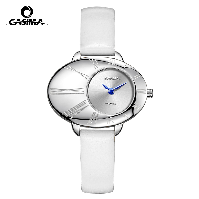 Luxury Brand Watch Women Fashion Grace Womens Quartz Wrist Watch Waterproof Ladies Watches Leather Clock Relogio Feminino CASIMA xinge brand fashion women quartz wrsit watches clock leather strap business watch ladies silver luxury female sport womens watch
