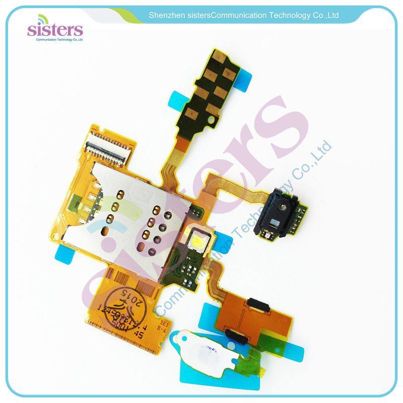 Fios flexíveis de telefone celular