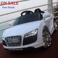 В продаже! Auti четыре ребенка электрический автомобиль с пультом дистанционного управления игрушечный автомобиль дети, которые могут сидет
