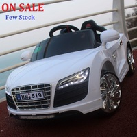 Support 60KG Four wheel baby child electric car with a remote control toy car children who can sit the baby stroller