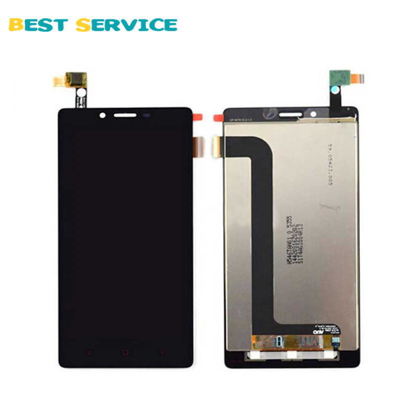 10Pcs/Lots For Xiaomi Redmi Note 4G LCD Screen Display with Touch Screen Digitizer Assembly Black Free Shipping