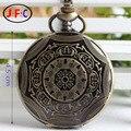 Fashion retro classic mechanical watch  classic Taiji Bagua hollow gift table B051