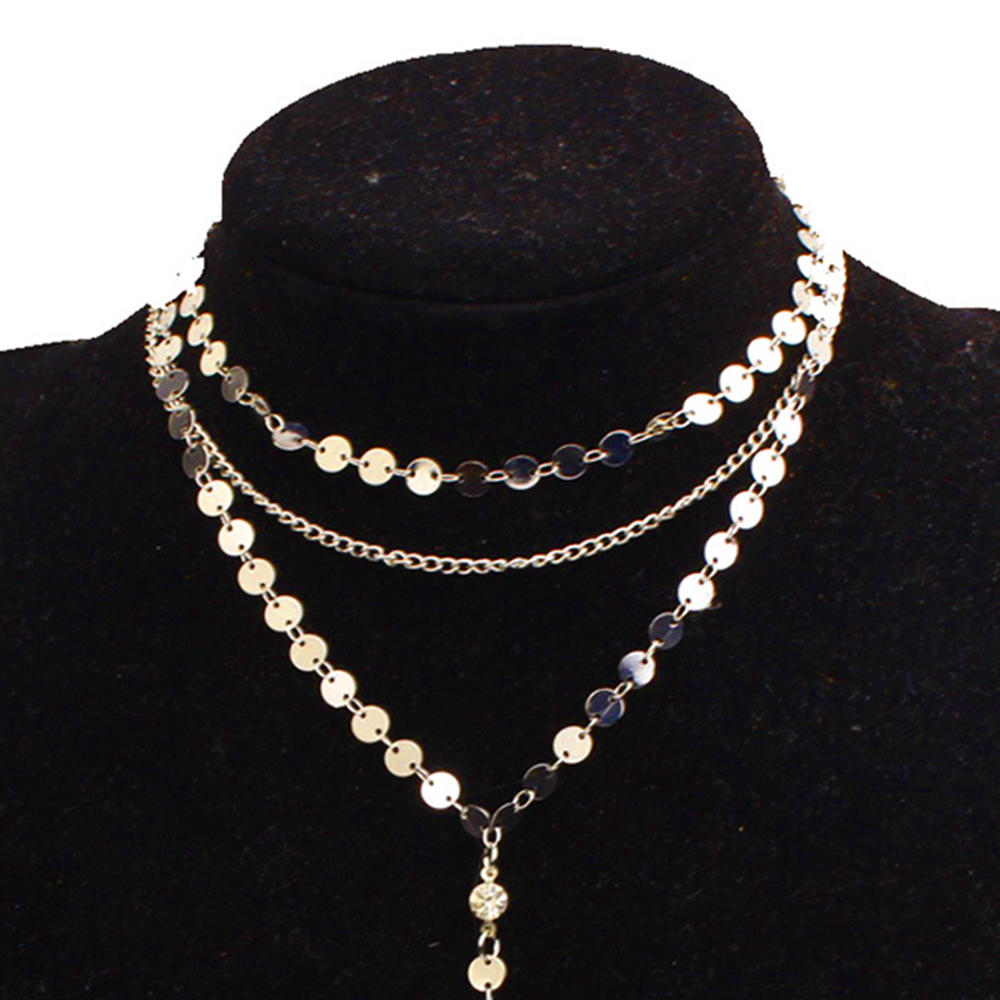 Sexy-Fashion-Multilayer-Sequins-Rhinestone-Tassel-Pendants-Necklace-Women-Party-Jewelry (2)