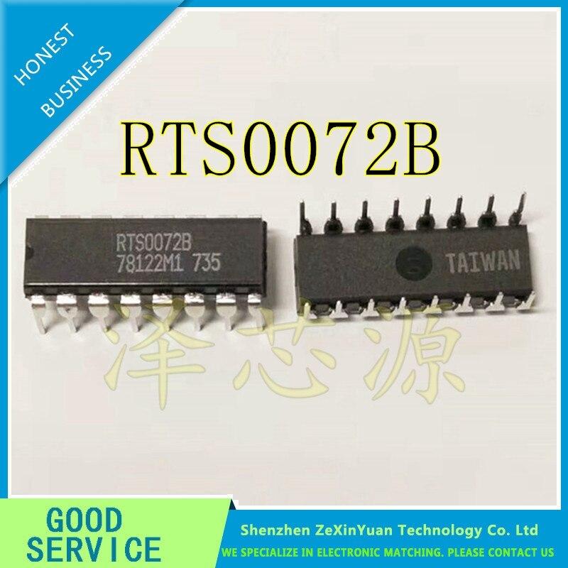 5PCS/LOT RTS0072B RTS0072 DIP-16 NEW