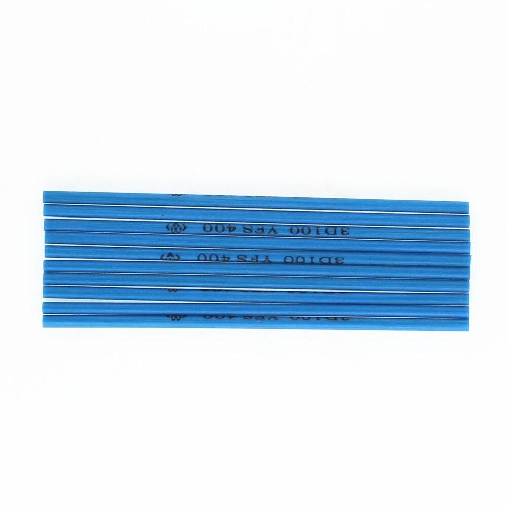 10/box 400#-D3 Taiwan YFS Cylindrical Super Fiber Ceramic Whet stone Whetstone for Jade Mold polishing Ultra-thin Elastic Stone