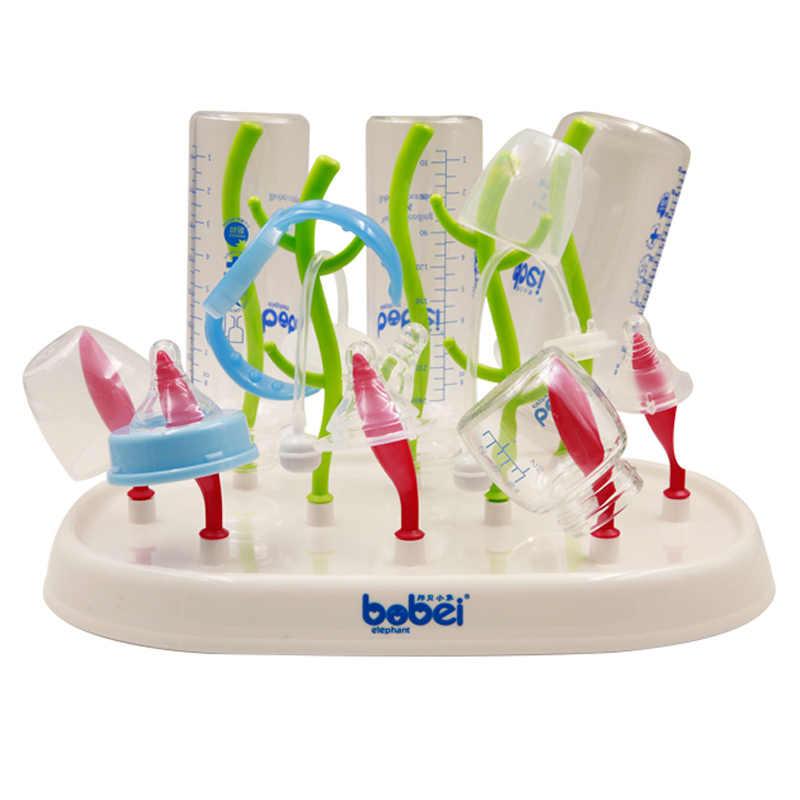 Бутылочка для малышей, бутылочки для кормления, чистящие сушильные стеллажи для хранения, соски для новорожденных, 10 футов, полка для чашки BB3104