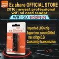 Ez compartilhar Tudo em 1 USB 2.0 Leitor de Cartão Inteligente de Flash Multi Wi-fi Cartão de memória Leitor de Cartão USB para TF para Adaptador de Cartão SD