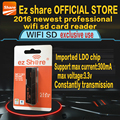 Ez share All in 1 USB 2.0 Smart Card Reader Flash Multi Memory Card Wifi Card Reader USB for TF for SD Card Adapter