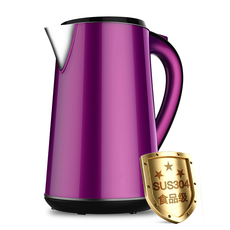 electric kettle can automatically power a 304 stainless steel real quick borner power win 304