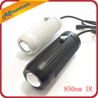 3600mW 850nm IR LED Infrared Light LEDs 5 80 Degree Adjustable for 4 50mm lens CCTV Camera Security Night Vision IP66 Fill Light