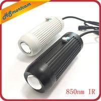 3600mW 850nm IR LED Infrared Light LEDs 5 80 Degree Adjustable for 4 50mm lens CCTV Camera Security Night Vision IP66 Fill Light