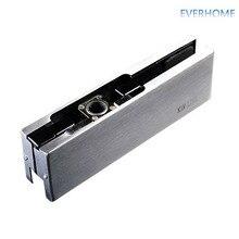 304 из нержавеющей стали фиксатор для стеклянной двери крепление для дверей для 10-12 мм стекло 100KGS загрузка, DHL