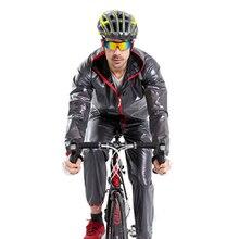 SAFEBET Raincoat Rain Pants Set Ma Bao Ms. Raincoat Hoodie Eco Waterproof Insect Outdoor Mountaineering Men's Cycling Sports
