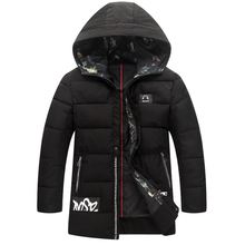 Plus Size 4XL-9XL Winter Jacket Men 2017 Pattern Male Coat Cheap Down Jacket Parkas Winderbreak Camperas Snow Cold Jacket 1626