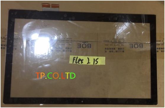 Remplacement nouveau verre numériseur écran tactile pour Lenovo Flex 2 15 Flex 2-15 15.6 pouces noir livraison gratuite
