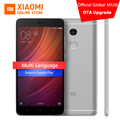 Original Xiaomi Redmi Note 4 Prime Mobile Phone 3GB RAM 64GB ROM MTK Helio X20 Deca Core 5.5-inch 1080P 13.0mp Fingerprint