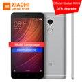 Original xiaomi redmi note 4 principal do telefone móvel 3 gb de ram 64 GB ROM MTK Helio X20 Deca Núcleo 5.5-polegadas 1080 P 13.0mp impressão digital