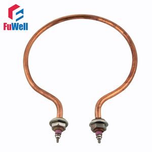 Image 5 - Нагревательный элемент из нержавеющей стали/меди 304, Электрический трубчатый нагреватель для открытого ведра