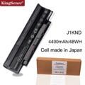 J1KND KingSener Bateria Do Portátil Para DELL Inspiron N4010 N3010 N3110 N4050 N4110 N5010 N5010D N5110 N7010 N7110 M501 M501R M511R
