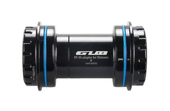 GUB PF30 Ceramic Bottom Bracket 68-73mm For SHIMA-NO SR-AM Bike Bicycle Axis MTB Press Fit Bottom Bracket BB Crank Set Axis