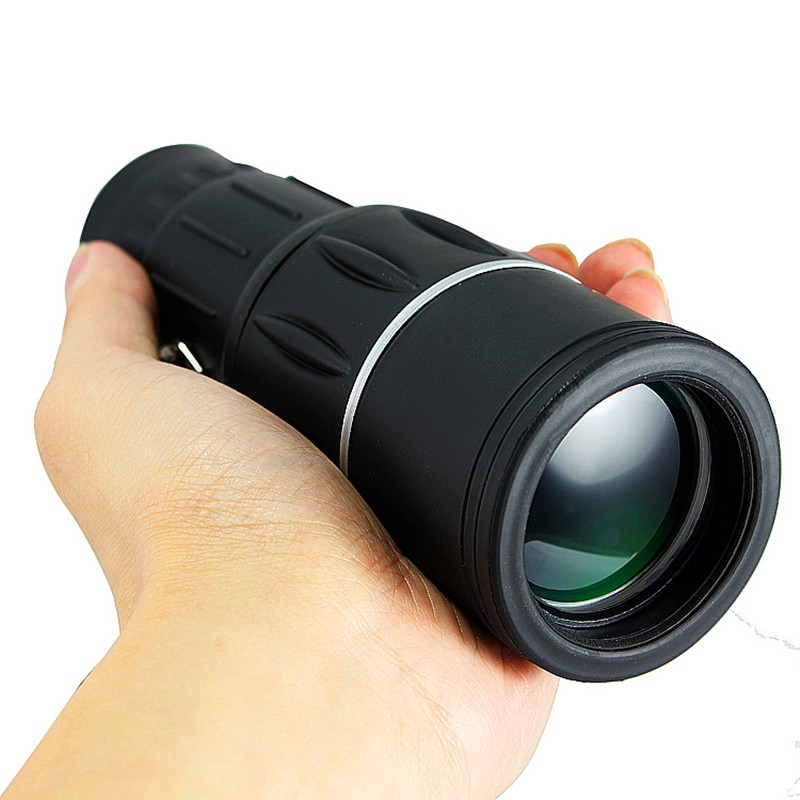 New Travel 16x52 Monocular HD Telescope Dual Focus Zoom Powerful Monocular Binoculars High times For Bird-watching Gifts Best 3