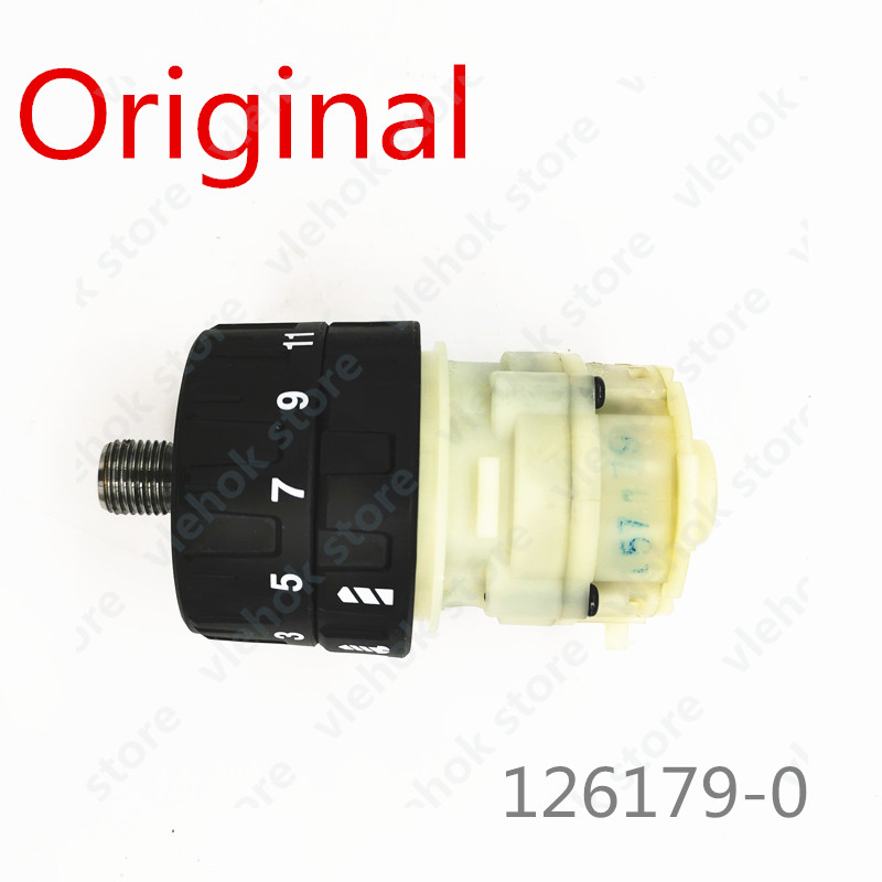 Gear Assy Gearbox 126179 0 For Makita DHP459 BHP459 BHP459Z TD129D Power Tool Accessories Electric tools part