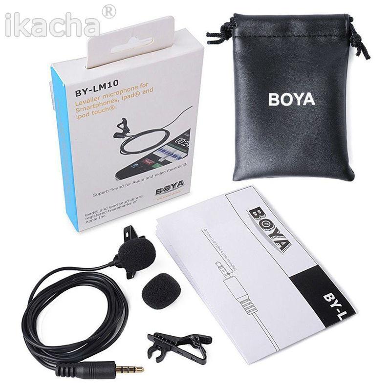 BOYA BY LM10 Microphone (13)