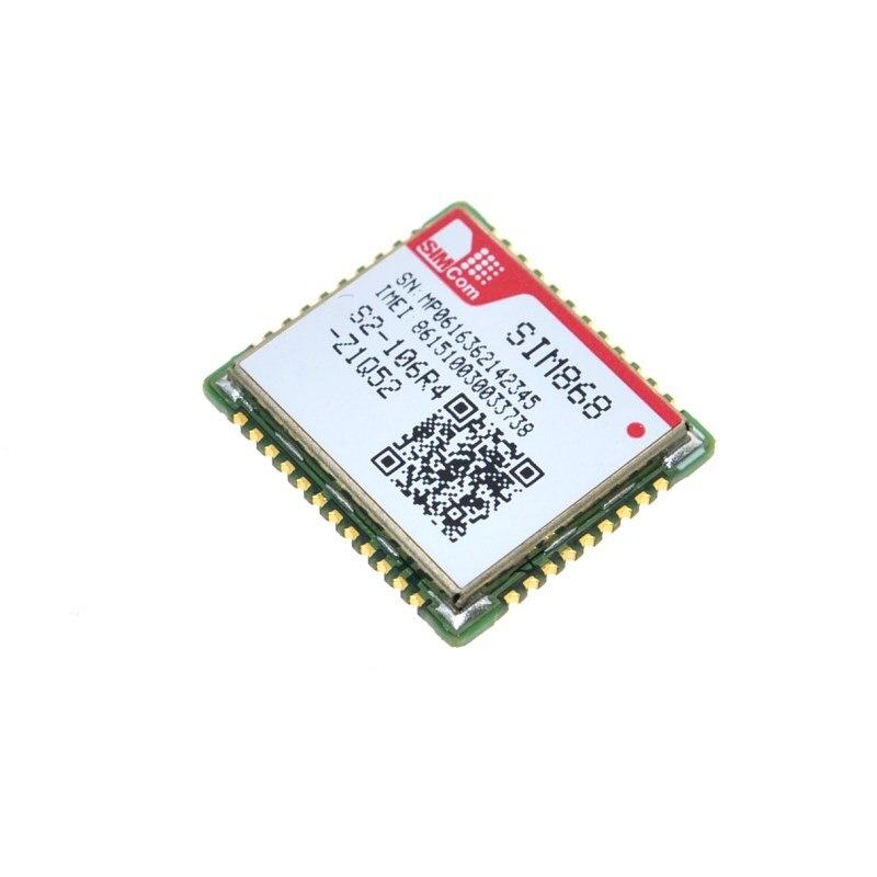 1 unid SIM868 GSM GPRS Bluetooth GNSS, sms módulo GSM, en lugar de SIM808 SIM908