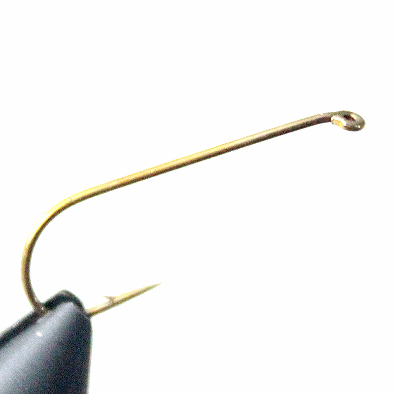 KKWEZVA 100PCS Dry Hooks Multiple Color Trout Fishing Flies Scud Shrimps Scud Cezch Fly Fishing Fly hooks  High Carbon Steel