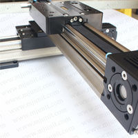 Slider Intelligent Actuator Linear Rail Slide Belt Driven