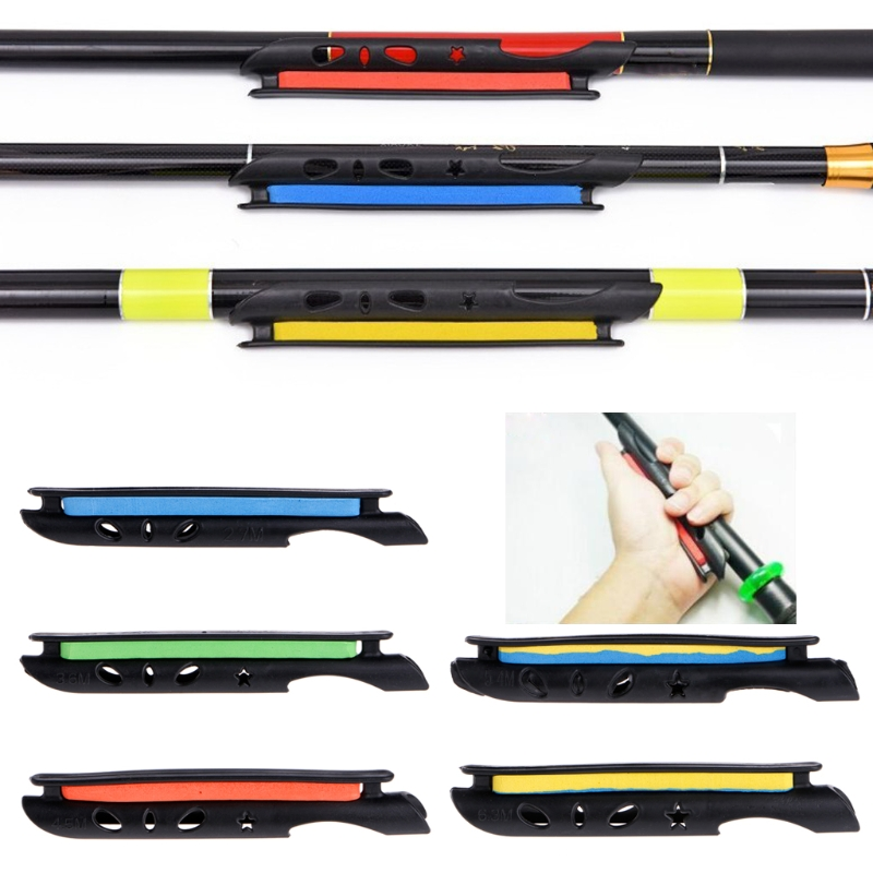 Fishing Coiling Plates Winding Board Bite Holder Rod Bobbin Tackle Accessory New