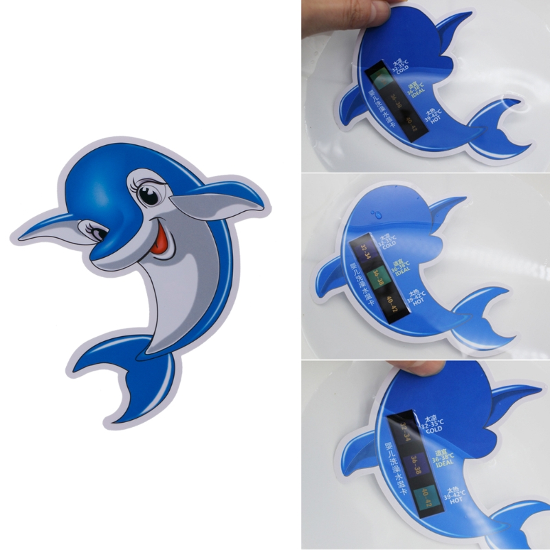 Infant Bath Water Temperature Thermometer Cute Penguin Shape Baby Care Shower Water Safety Care Child Bath Shower Product
