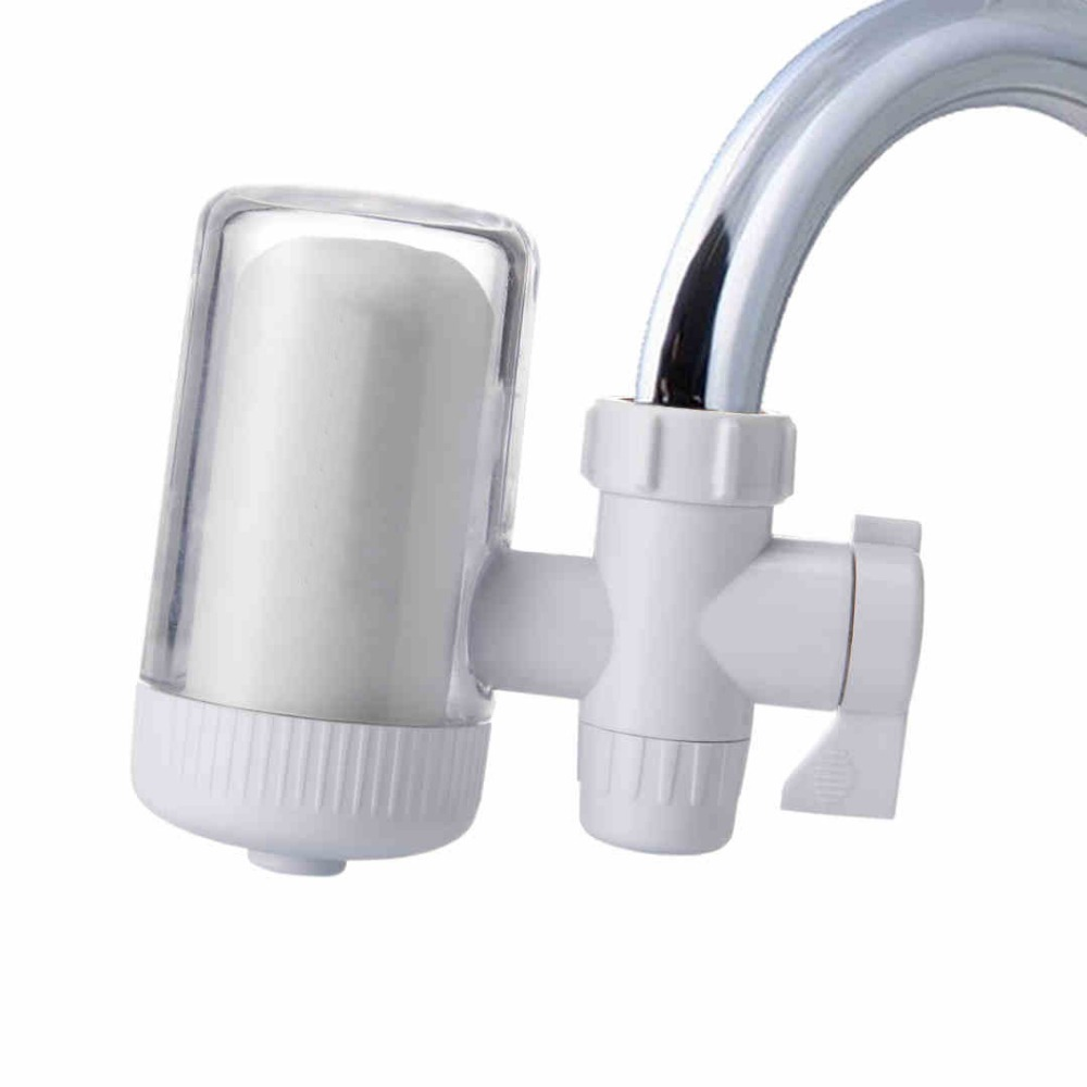 water purifier on faucet. J 15 Faucet Water Purifier, Non Straight Drink, Purification Filter (thick Ceramic Effect)-in Filters From Home Appliances On Purifier
