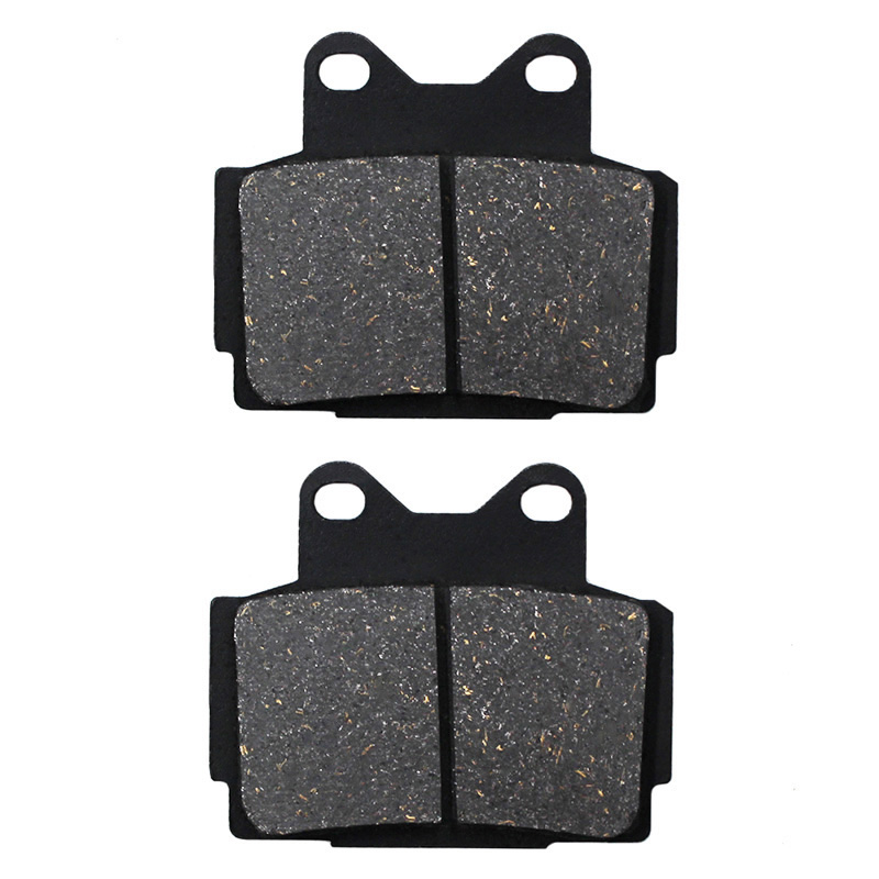 Motorcycle Brake <font><b>Parts</b></font> Rear Brake Pads For <font><b>YAMAHA</b></font> RD500LC 84-86 RZV500R 1985 FZ600 Fazer 98-03 SRX600 3SX XJ600N XJ600S 92-03 image