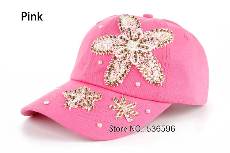 4e149ee2ada 2015 New AKIZON Outlet Hat Cap Fashion Leisure Rhinestones Diamante ...