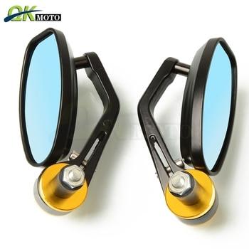 Accessori Honda Cb500x | UUniversal Moto Specchi Retrovisori Motor Laterali Retrovisori Specchi Per Yamaha Xsr700 Xt600 HONDA Cbr 250r Cb500x Msx 125 Msx125