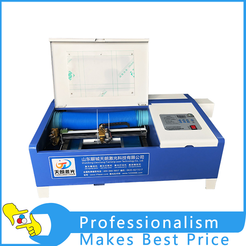 DHL Free Shipping Laser Engraving Machine 3020 Small Handicraft Wood Plate Acrylic Wood Carving Car Pendant Laser Carving 3020 engraving machine laser cutting machine laser engraver handicrafts seal carving machine small