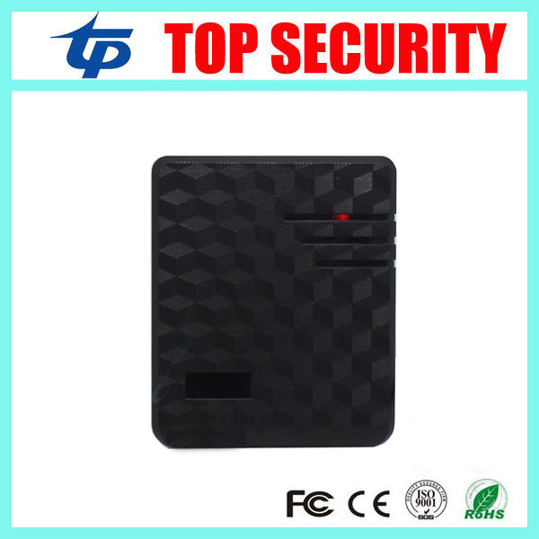 New arrival good quality 125KHZ RFID card smart card access control reader IP65 waterproof ID card reader for access controller good quality smart rfid card door access control reader touch waterproof keypad 125khz id card single door access controller