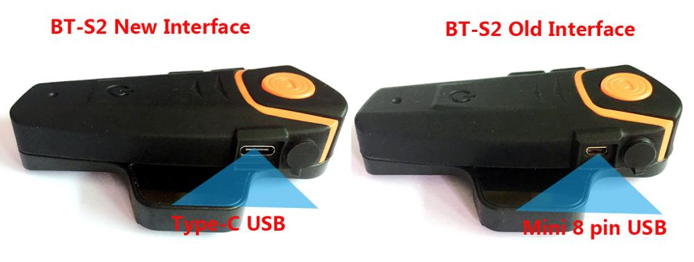 Image 3 - Waterproof BT S2 Multi BT Interphone 1000M Motorcycle Bluetooth Helmet Intercom Intercomunicador Moto Interfones Headset FM MP3-in Helmet Headsets from Automobiles & Motorcycles